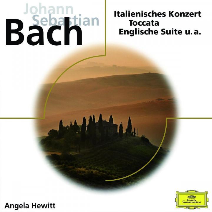 Italienisches Konzert/Toccata/+: Hewitt,Angela