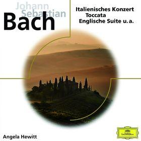 eloquence, Bach: Italienisches Konzert / Toccata, 00028948035151