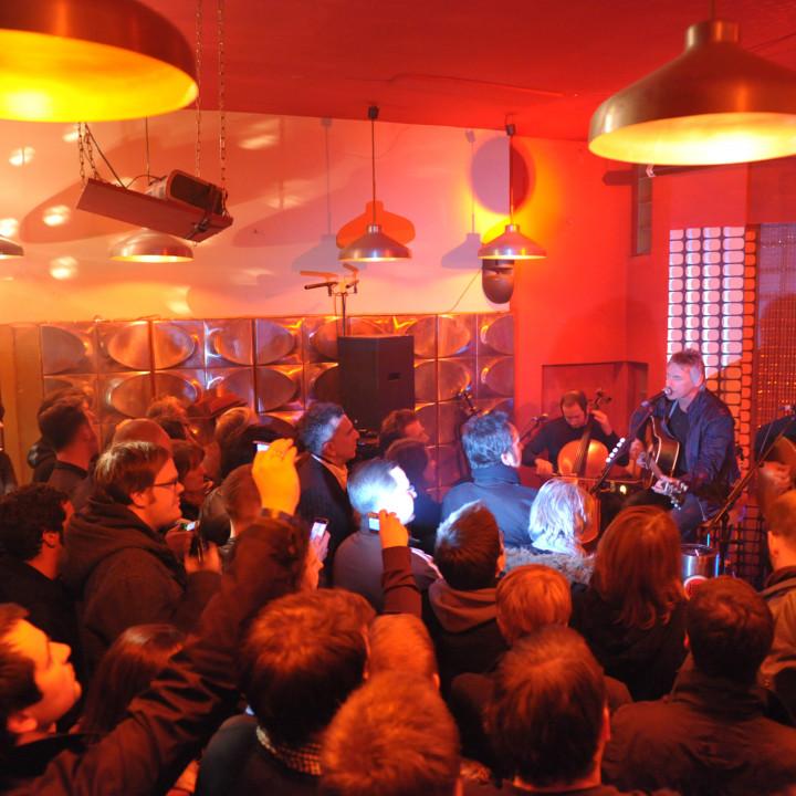 01 Paul Weller Berlin Showcase 10.03.10