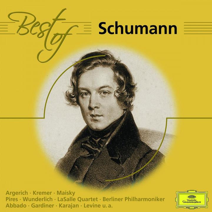 Best of Schumann: Argerich/Maisky/Wunderlich/Karajan/BP/+