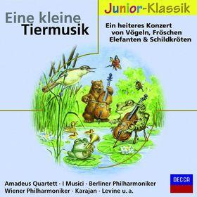 Eloquence Junior Hörbuch, Eine kleine Tiermusik, 00028948035779