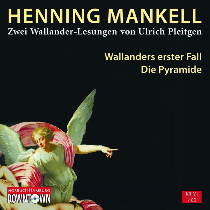 Mankell: Wallanders erster Fall/ Die Pyramide: Pleitgen,Ulrich