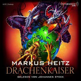 Markus Heitz, Drachenkaiser, 09783869520278