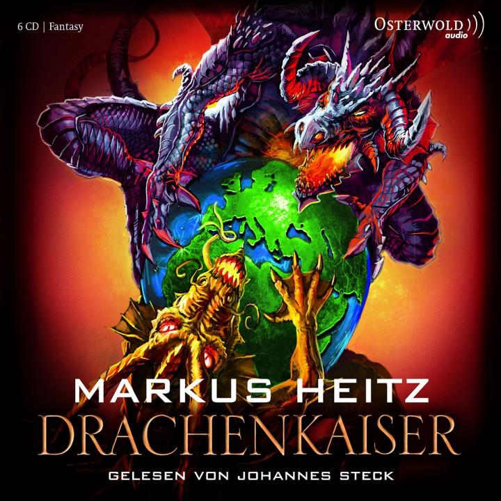 Markus Heitz: Drachenkaiser: Steck,Johannes