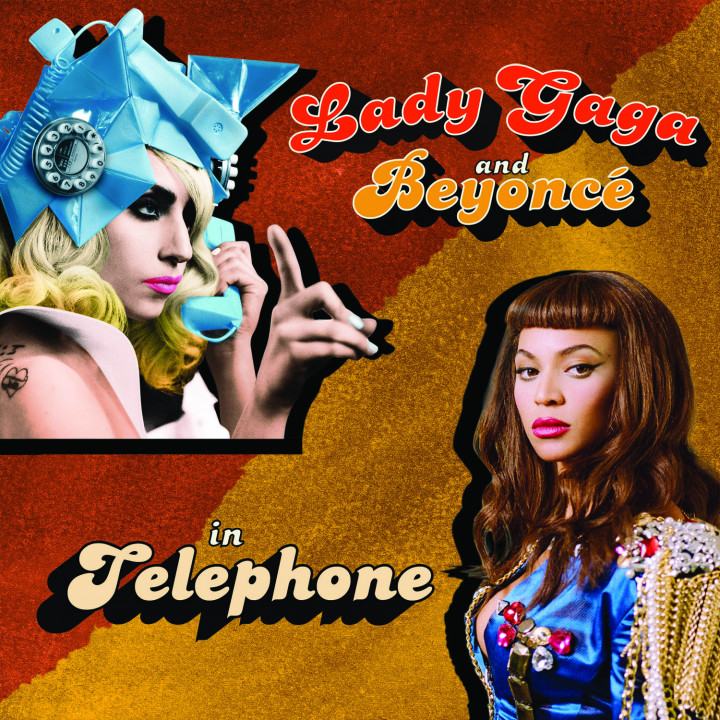 "Cover ""Telephone"""