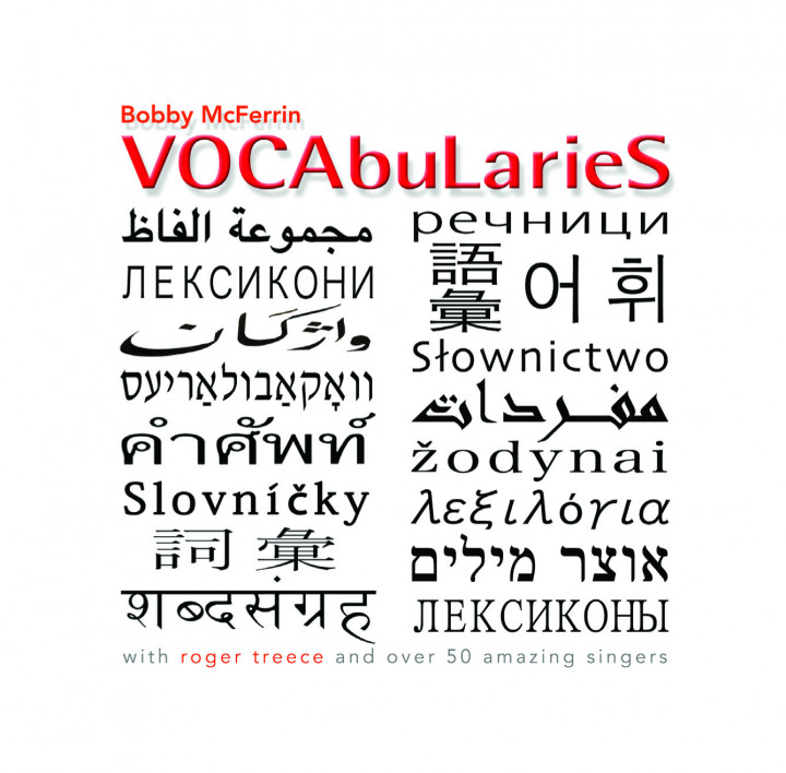 "Bobby McFerrin ""Vocabularies"""