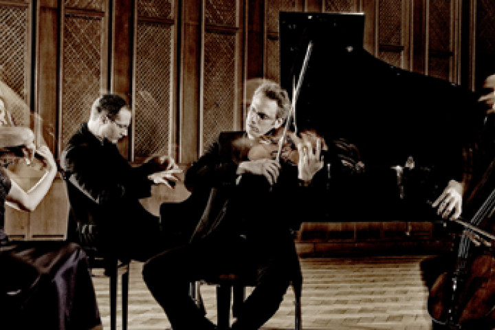 Fauré Quartett playing