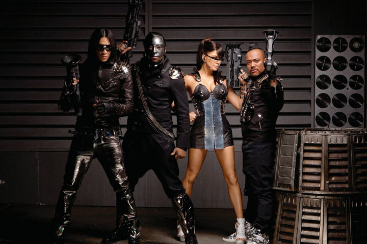 Black Eyed peas 2010/01