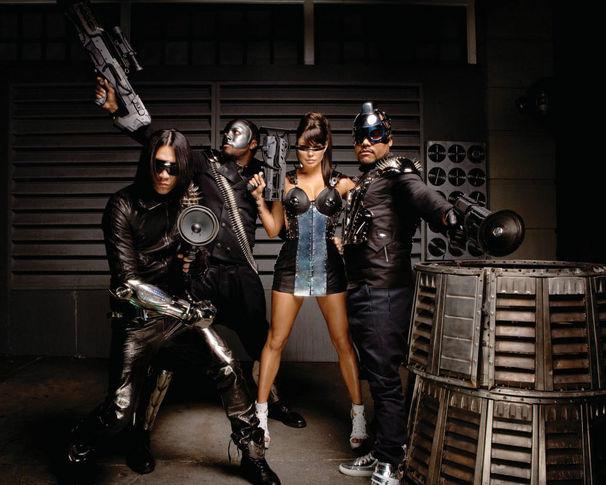 The Black Eyed Peas, Rock That Body als Freizeichenton der Woche bei Vodafone