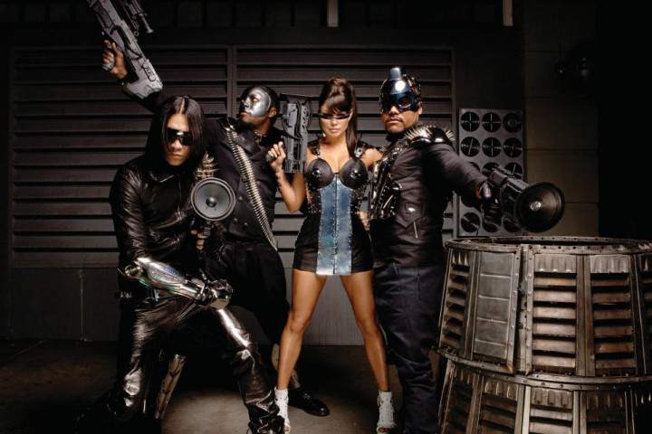 Black Eyed Peas 2010/02