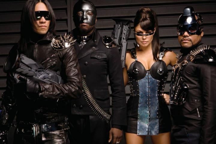 Black Eyed Peas 2010/04
