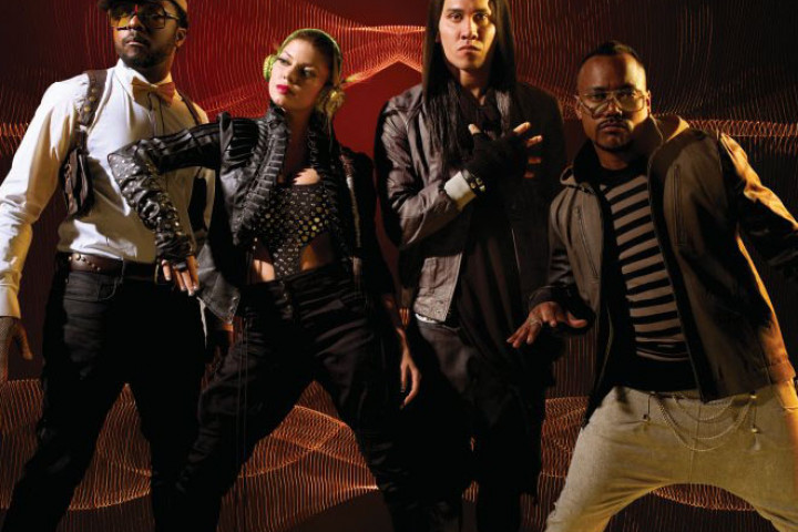 Black eyed Peas 2010/06