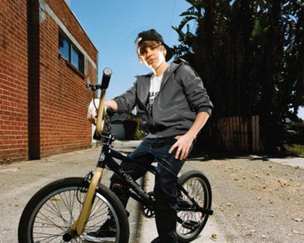 Justin Bieber, Wer ist das Mädchen im neuen Video?