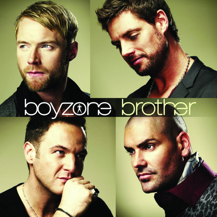 Boyzone Brother Cover 2010