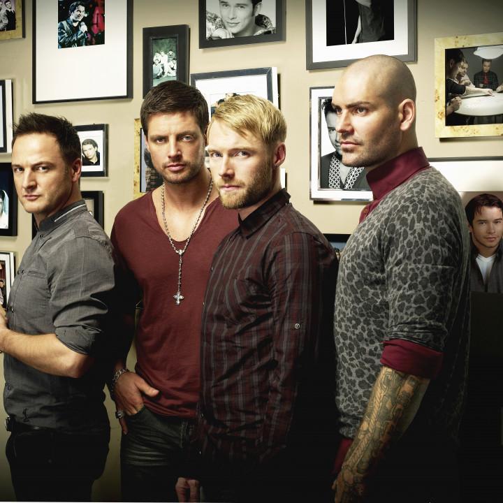 Boyzone Pressebilder 2010