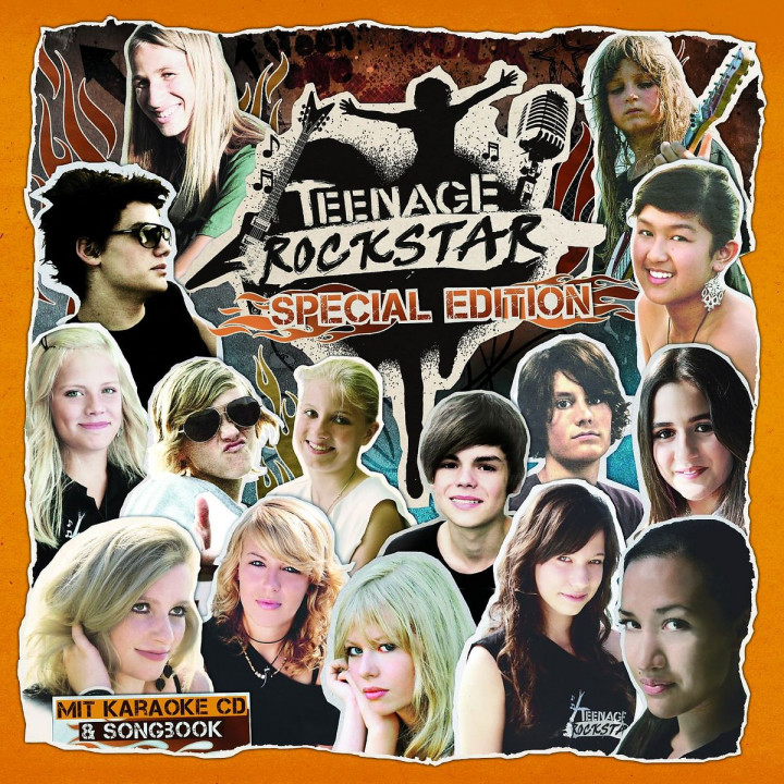 Teenage Rockstar Special Edition: Teenage Rockstar
