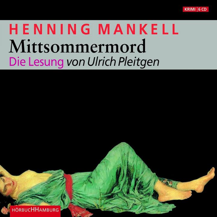 Henning Mankell: Mittsommermord: Pleitgen,Ulrich