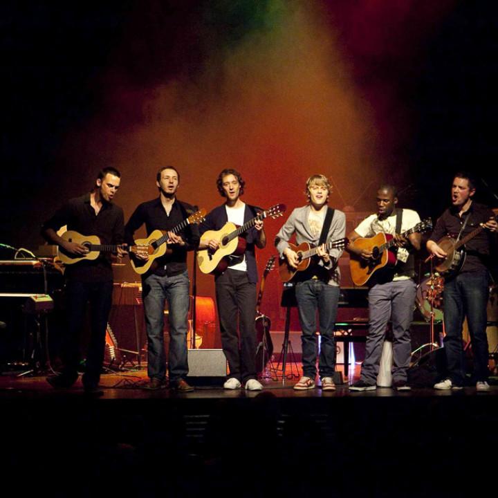 Hamel & Band live ©Eric van Nieuwland