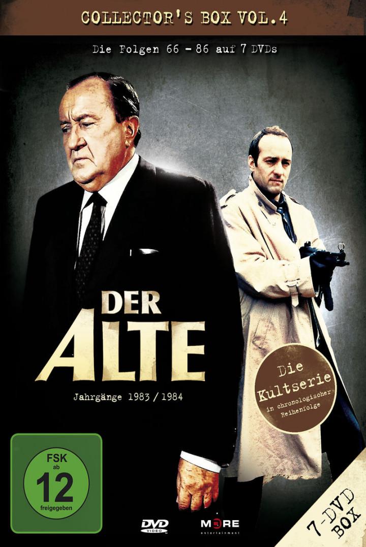Der Alte Collector's Box Vol. 4 (21 Folgen/7 DVD): Der Alte