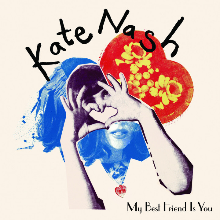Kate Nash My Best friend is you cover 2010