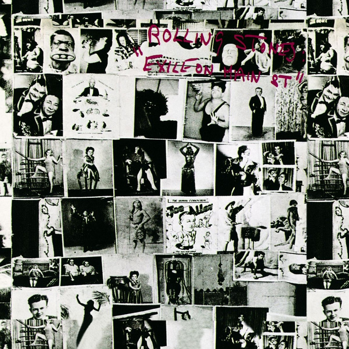 Exile On Main Street (Remastered): Rolling Stones,The
