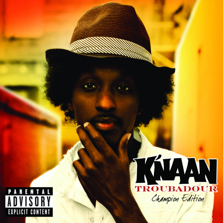 K'Naan_Album_Cover Troubadour 2010