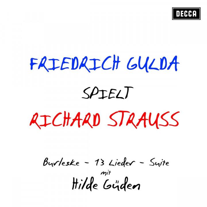 Friedrich Gulda spielt Strauss: Gulda,Friedrich