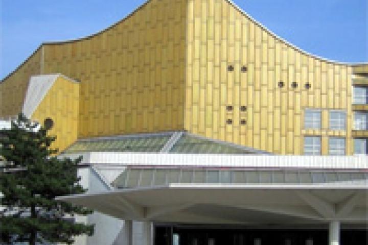 Berliner Philharmonie ©Manfred Brückels