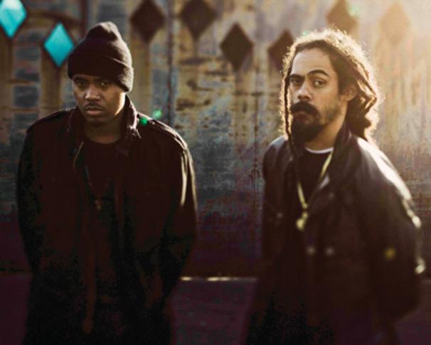 Nas & Damian 'Jr. Gong' Marley, Distant Relatives ab morgen im Handel