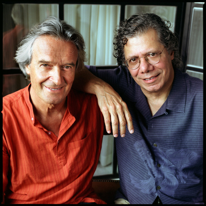 John McLaughlin & Chick Corea © Universal Music Group
