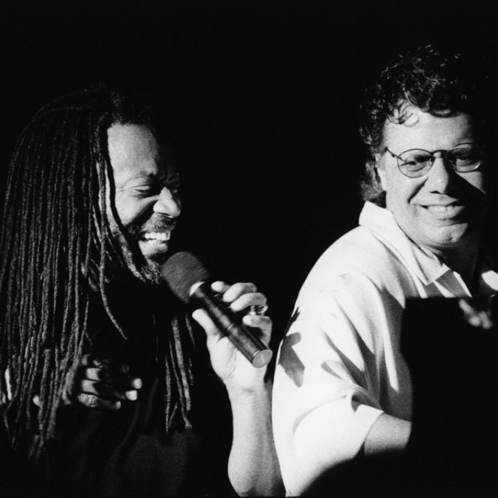 Chick Corea & Bobby McFerrin © Universal Music Group