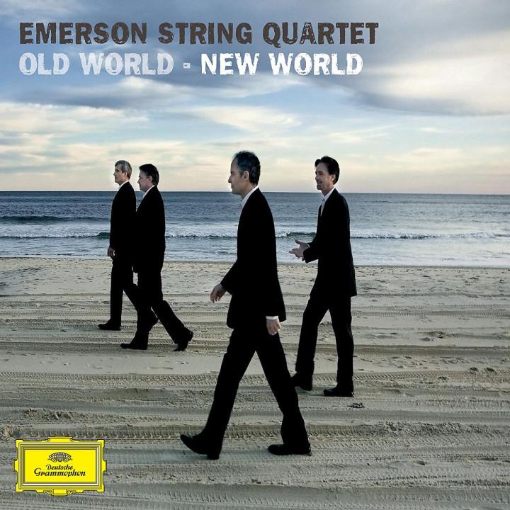Dvorak:Old World-New World: Emerson String Quartet