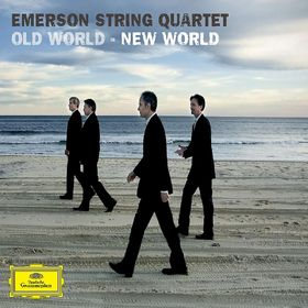 Emerson String Quartet, Old World - New World, 00028947787655