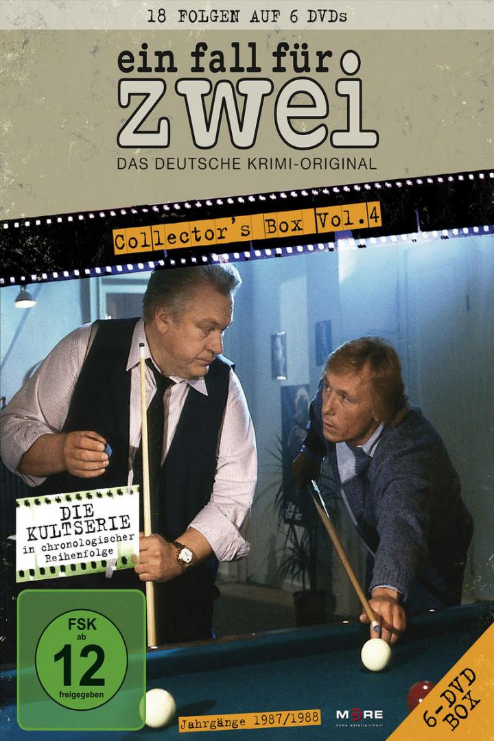 Ein Fall für zwei Collector's Box 4 (Folge 43-60): Ein Fall für zwei
