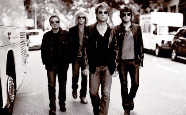 Bon Jovi, Neue Bilder von der The Circle Tour