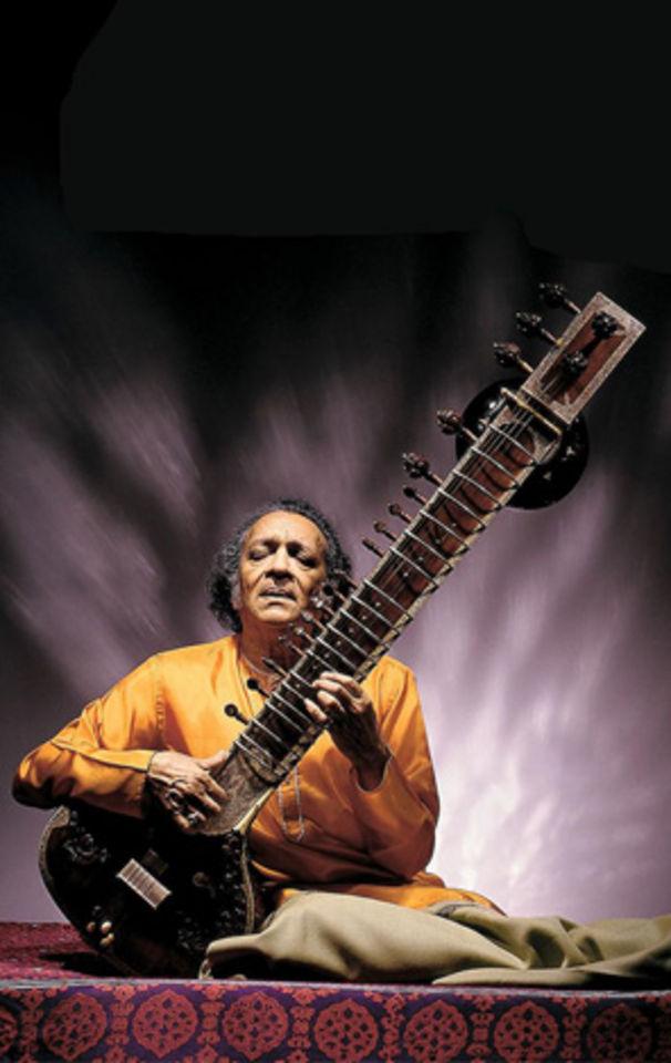 Ravi Shankar, Der Meister