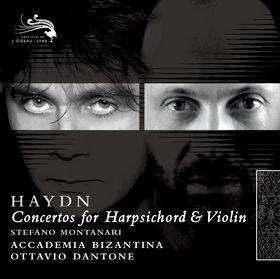 Joseph Haydn, Haydn: Concertos for Harpsichord & Violin, 00028947822431