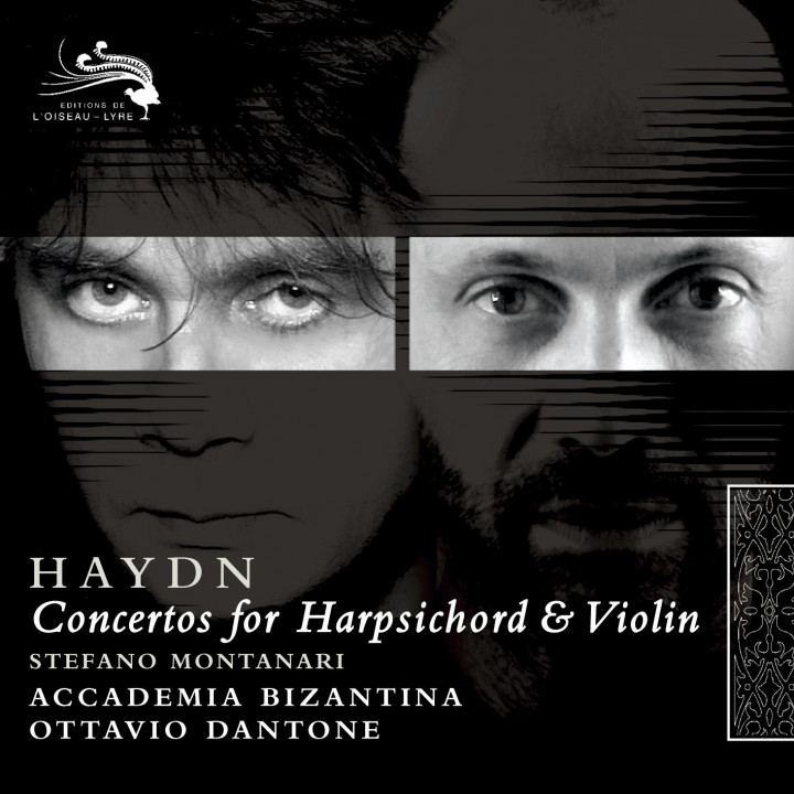 Harpsichord, Violin, and Haydn - in Accademia Bizantina's Hands, a Host of Heavenly Equals  HAYDN: Concertos For Harpsichord & Violin Accademia Bizantina / DANTONE