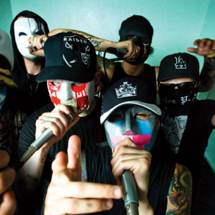 Hollywood Undead 03