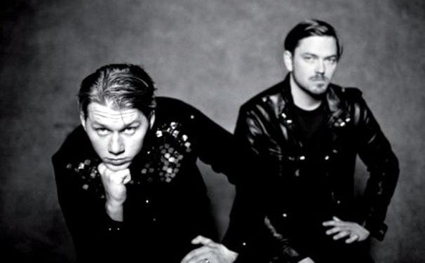 Johnossi, Jetzt schon reinhören: Album Mavericks ab 30.04. überall!