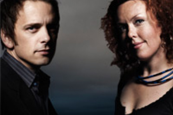 Tord Gustavsen & Kristin Asbjornsen © Hans-Fredrik Asbjornsen / ECM Records