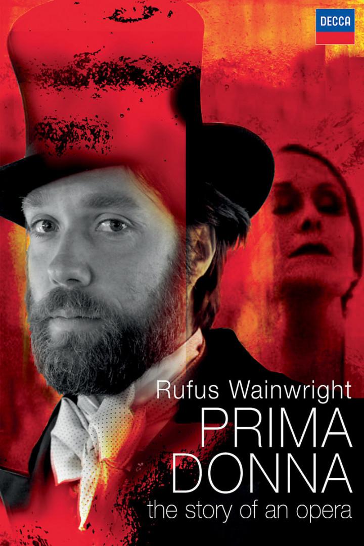 Prima Donna - The Story Of An Opera: Wainwright,Rufus