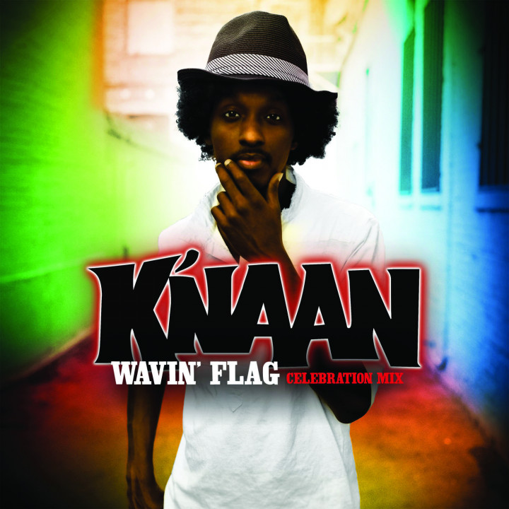 K'naan Wavin' flag Cover 2010