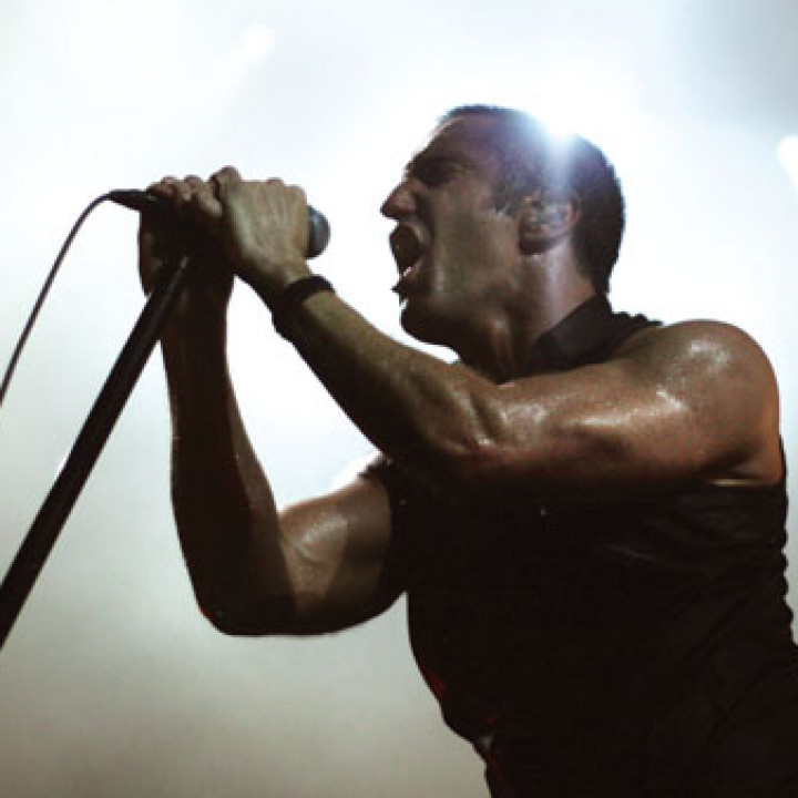 Nine Inch Nails DVD Shoot