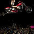 Miley Cyrus, Miley Cyrus Tour 2009 Bild1
