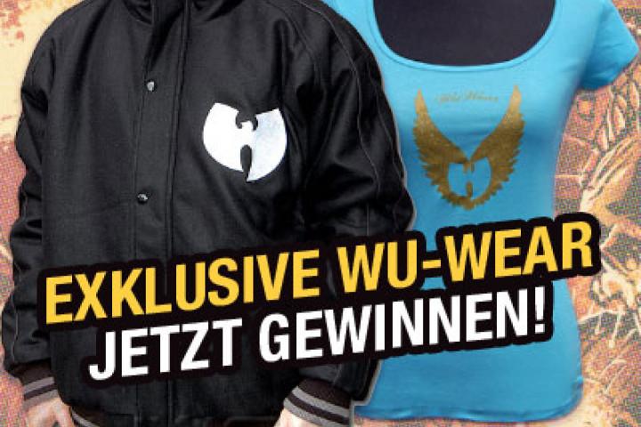 Wu wear Verlosung