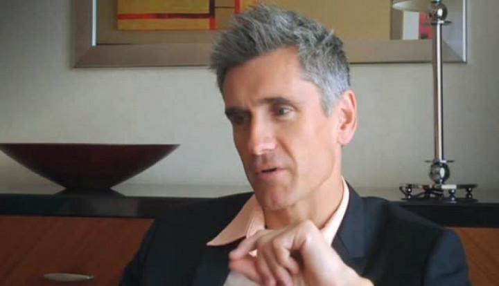 Curtis Stigers im Gespräch mit Barry Barnes