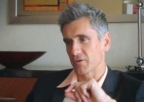 Curtis Stigers, Curtis Stigers im Gespräch mit Barry Barnes