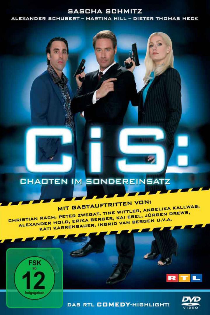 C.I.S. - Chaoten im Sondereinsatz (RTL Comedy)