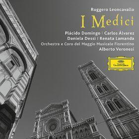 Plácido Domingo, Leoncavallo: I Medici, 00028947774563